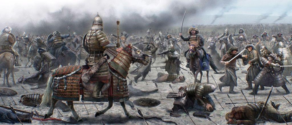 Рассказ оБачмане– первом партизане Волжского понизовья, собранный по отрывкам восточных летописей