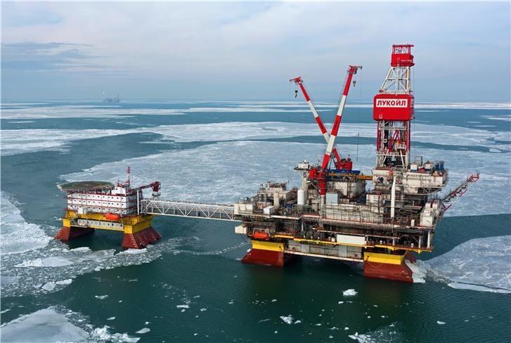 Российский ЛУКОЙЛ расширяет экспансию в шельфовые проекты Каспия