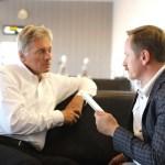 Новая каспийская эпоха: интервью Дмитрия Пескова и Александра Бородавкина