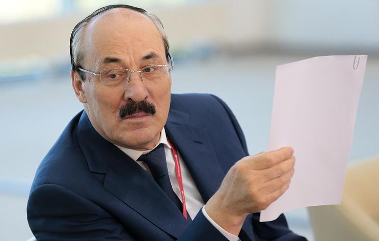 Рамазан Абдулатипов рассказал о региональных политических процессах на Каспии