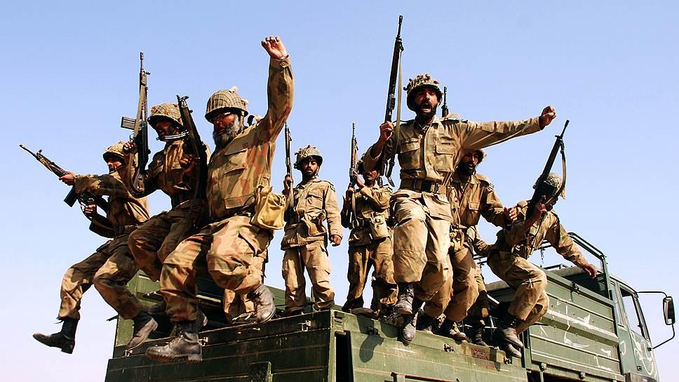 Конфликт с Пакистаном подталкивает США к организации транзита через Каспий