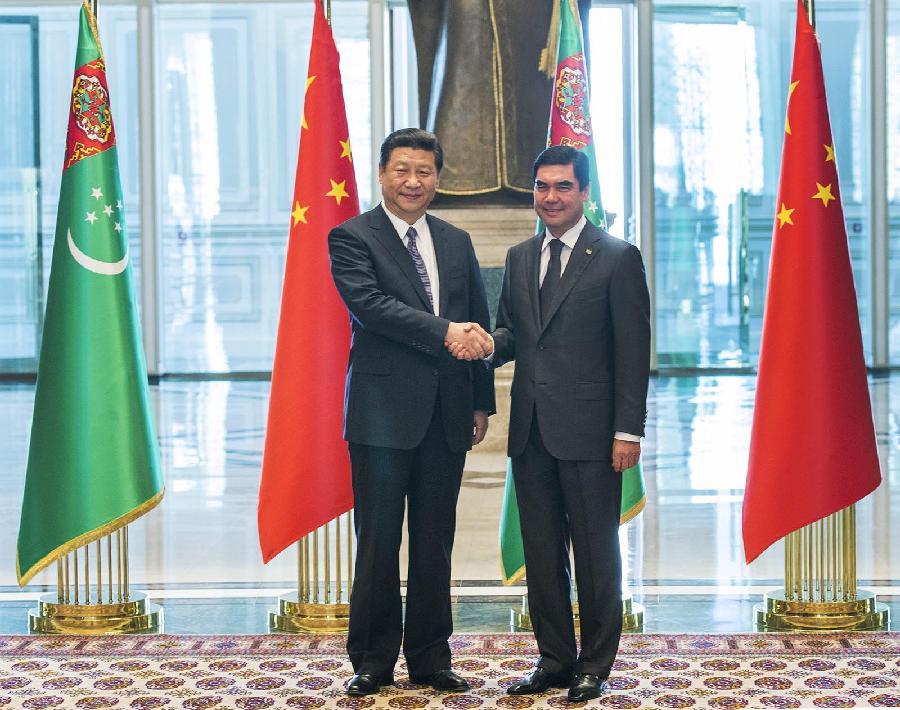 В Ашхабаде состоялись туркмено-китайские консультации по энергетике
