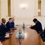 Глава транспортного командования США посетил Азербайджан