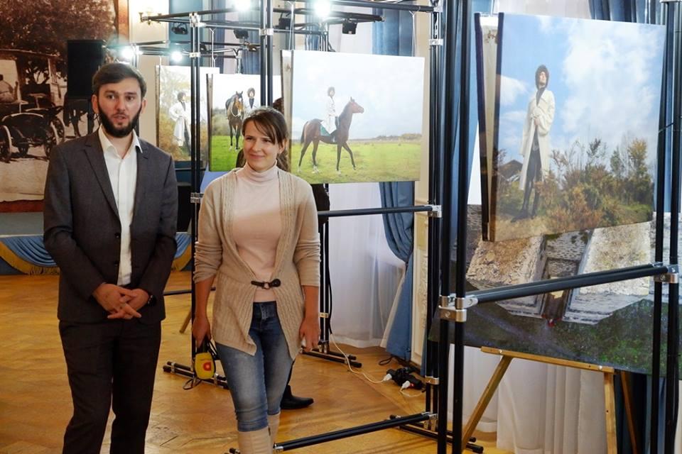 В Астрахани проходит выставка культуры народов Прикаспия