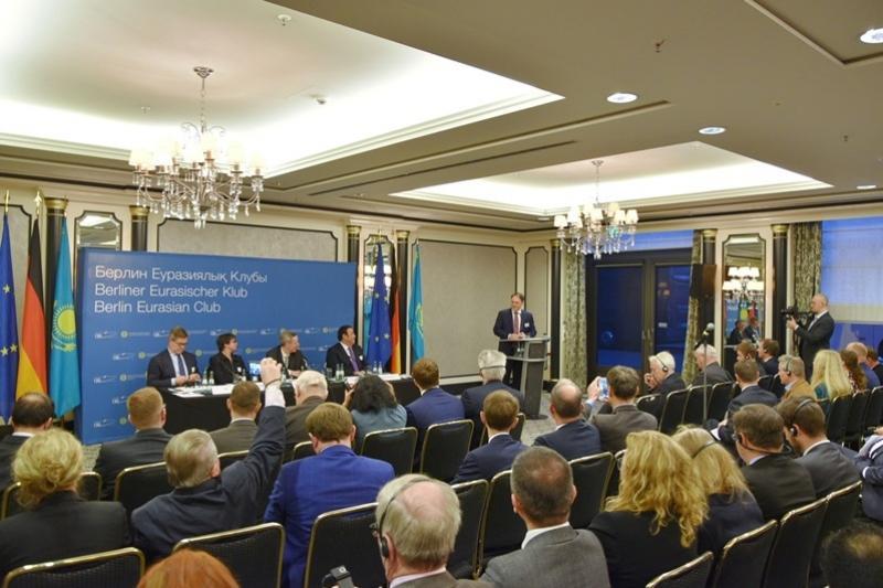 В Берлине обсуждены перспективы сотрудничества Европы со странами Каспия