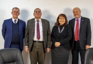В Казахстане побывал авторитетный американский политолог