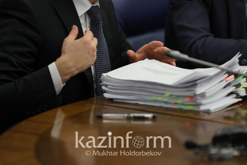 Парламент Казахстана одобрил ратификацию Конвенции о статусе Каспия