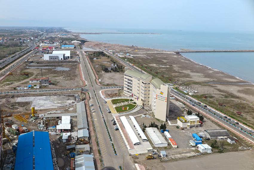 Инвестиции в иранский каспийский порт Энзели существенно выросли