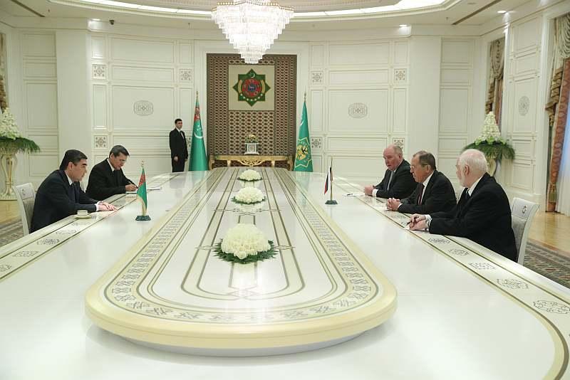 Подводим итоги визита Сергея Лаврова в Ашхабад