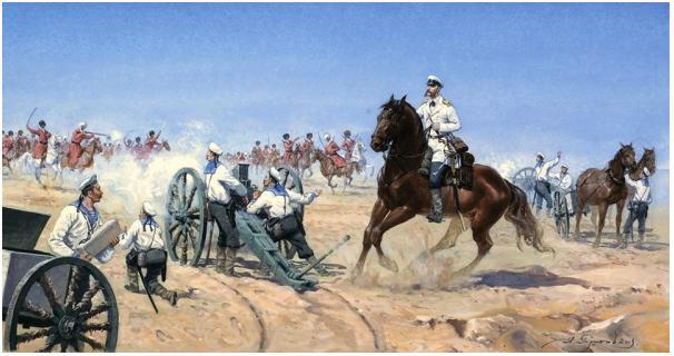 Последняя битва генерала Скобелева