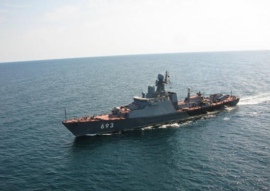 Военные возможности России на Каспии – взгляд из-за рубежа