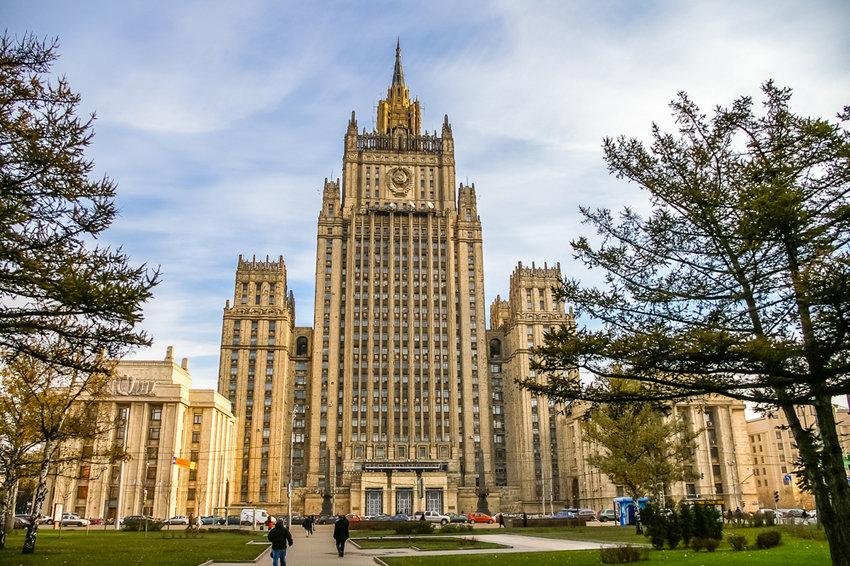Российский МИД о совещании послов в странах Каспия