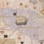 Монетные клады Каспийского моря