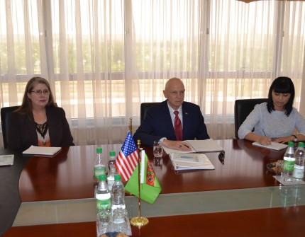 В Туркменистане аккредитован новый посол США
