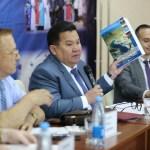 Развитие Прикаспийского региона обсудили на базе Калмыцкого госуниверситета