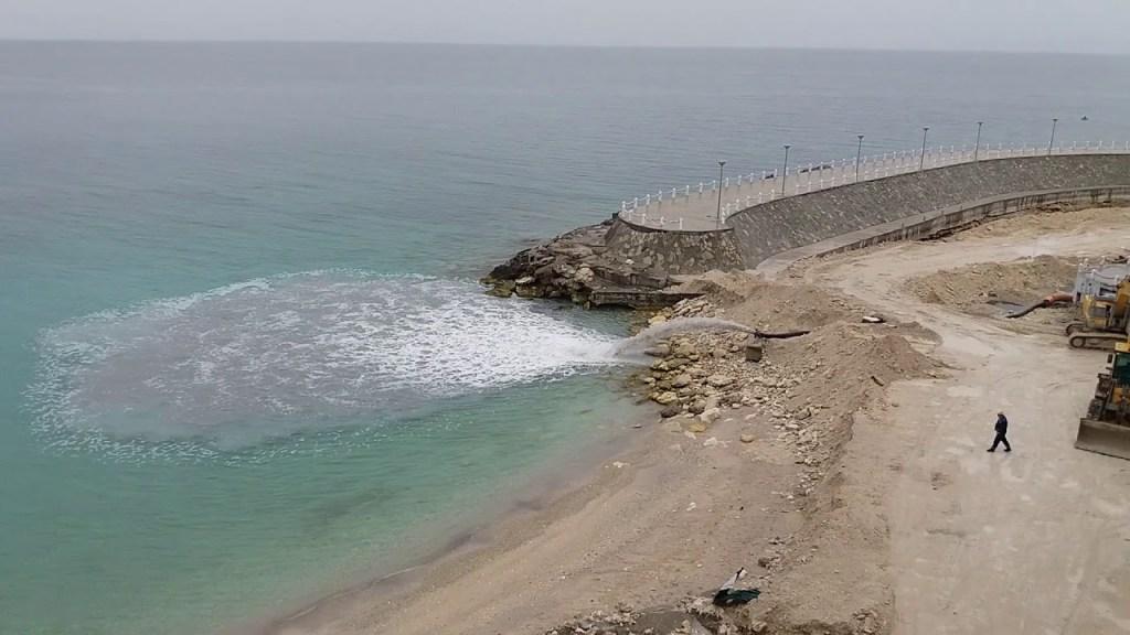 Предлагается ужесточить ответственность за экологические нарушения на Каспии
