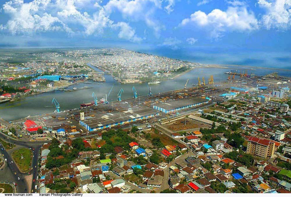 В иранском порту Энзели построят терминал RO-RO