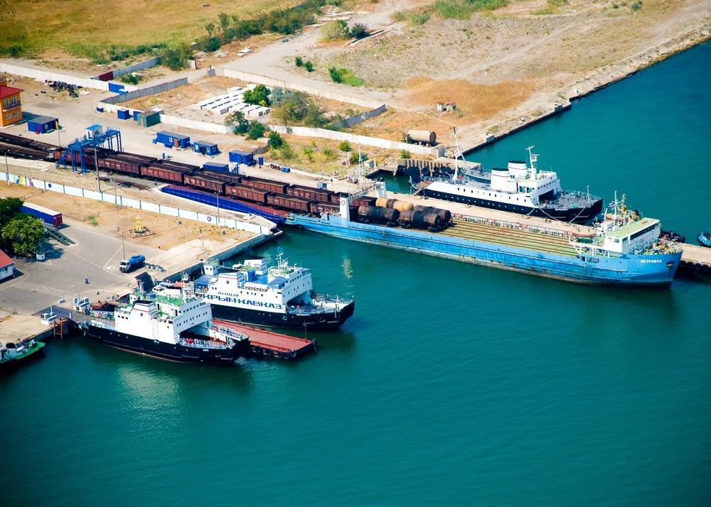 Каспийские порты России продолжают показывать рост грузооборота