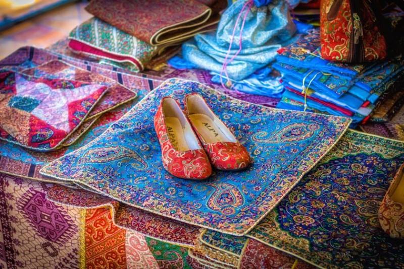 Выставка персидской культуры прошла в Туркменистане