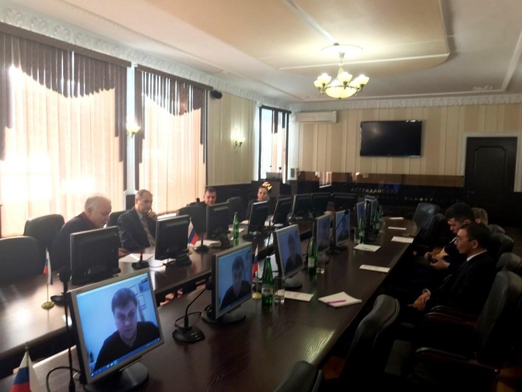 В Астрахани состоялось заседание Каспийского экспертного клуба