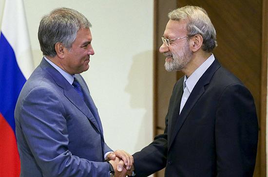 На Каспии может быть создан механизм межпарламентского сотрудничества