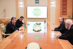 Туркменистан и Санкт-Петербург расширяют двустороннее сотрудничество