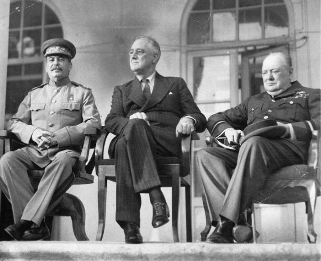 Трансиранский коридор: когда Сталин, Рузвельт и Черчилль были вместе