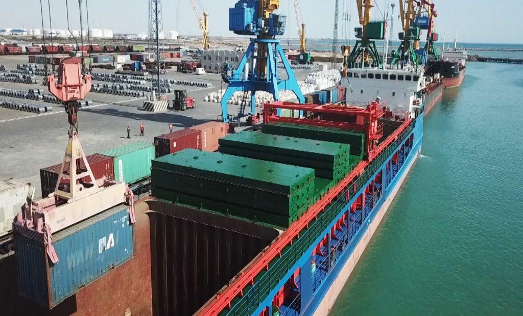 Оглашены результаты работы морских портов Казахстана в первом квартале 2020 года