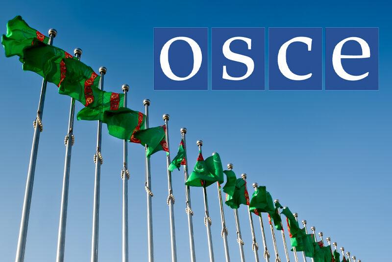 Состоялись переговоры главы МИД Туркменистана с генеральным секретарем ОБСЕ