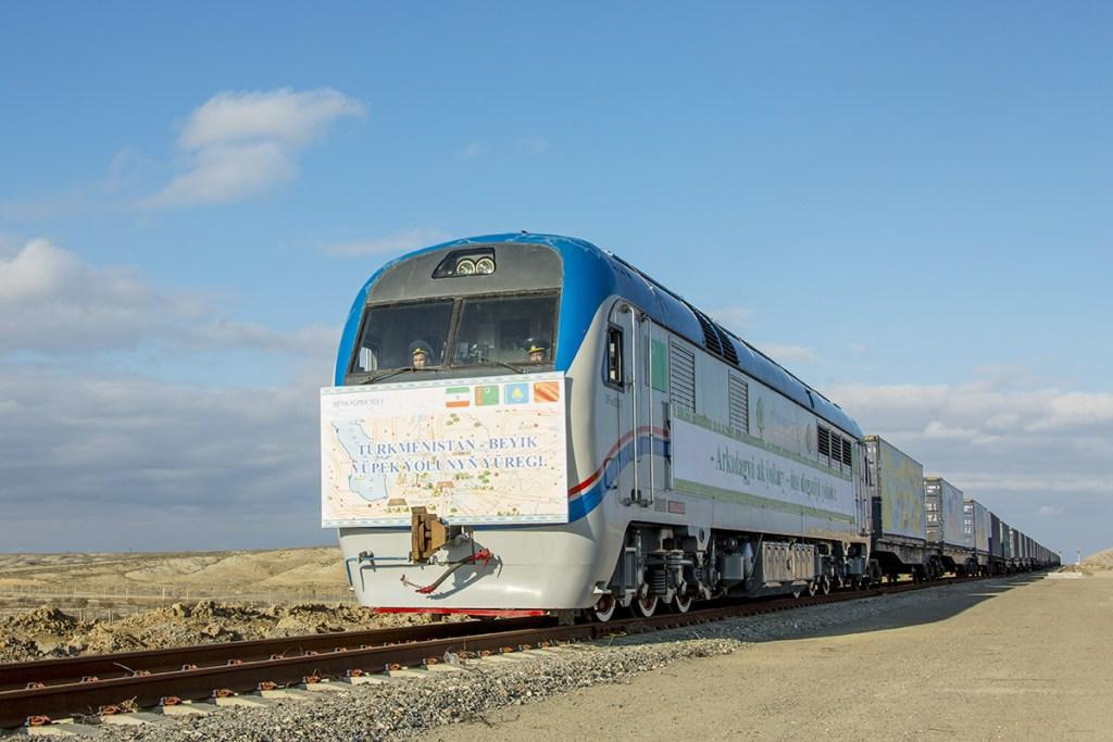 Как в условиях коронавируса работает железная дорога Казахстан – Туркменистан – Иран