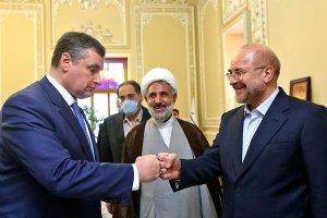 Леонид Слуцкий посетил Исламскую Республику Иран