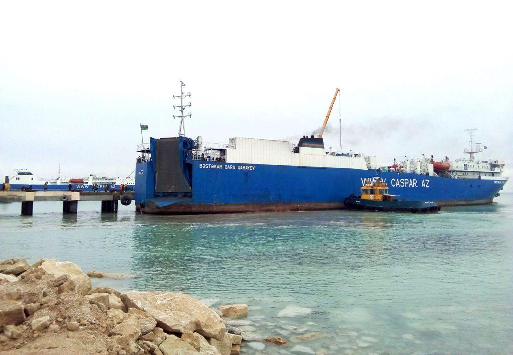 Казахстанский порт Курык вводит обязательное тестирование на COVID-19