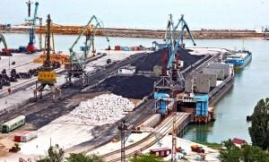 Грузооборот морского порта Махачкалы за девять месяцев года вырос на 8%