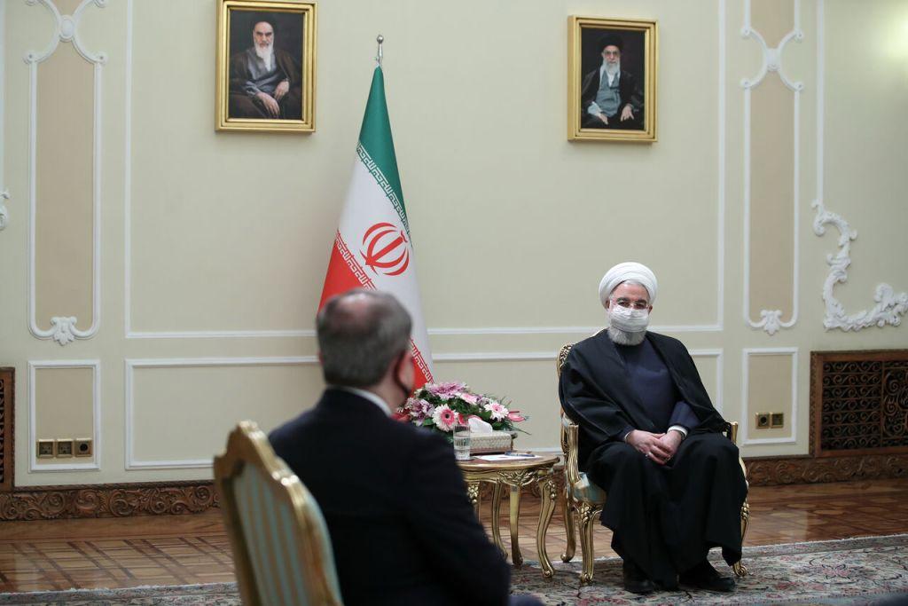 Состоялся визит главы МИД Азербайджана в Исламскую Республику Иран