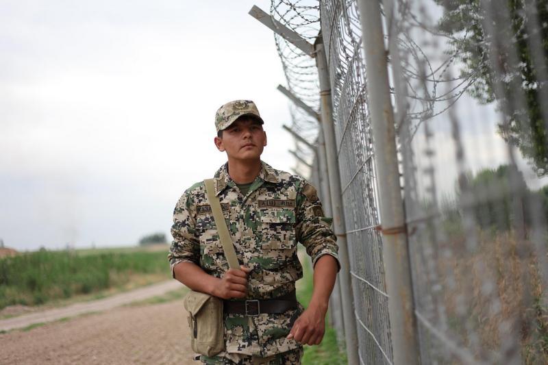 Опубликованы основные положения пограничной политики Республики Казахстан