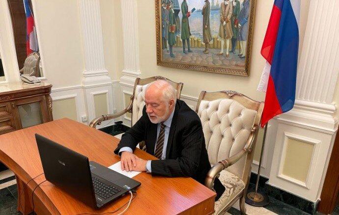 Посол России в Туркменистане рассказал о сотрудничестве двух стран