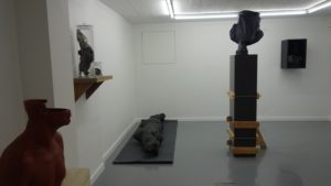 Downstairs in Chabah Yelmani Gallery 2