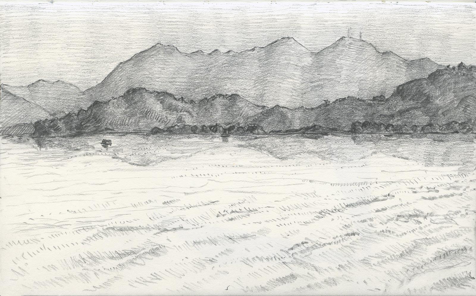 View of West Lake, Hangzhou, China