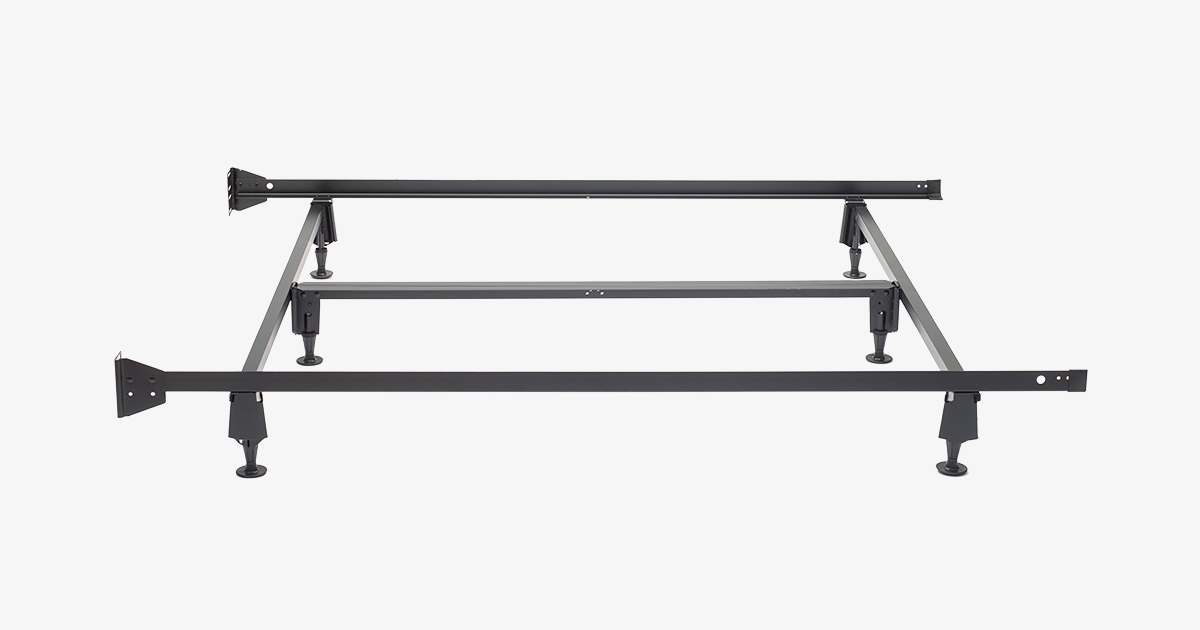 Metal Bed Frame All Sizes Twin To California King Casper