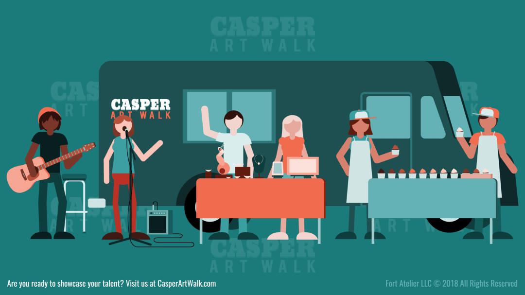 Casper Art Walk Artists Information