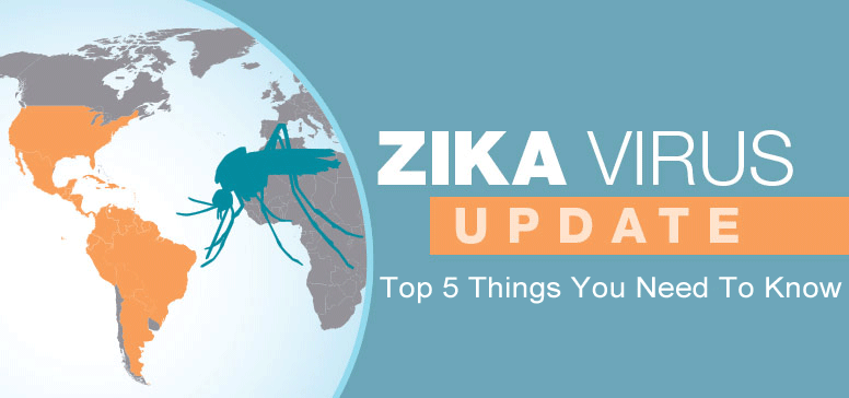 Zika Virus – Top 5 Things You Need To Know