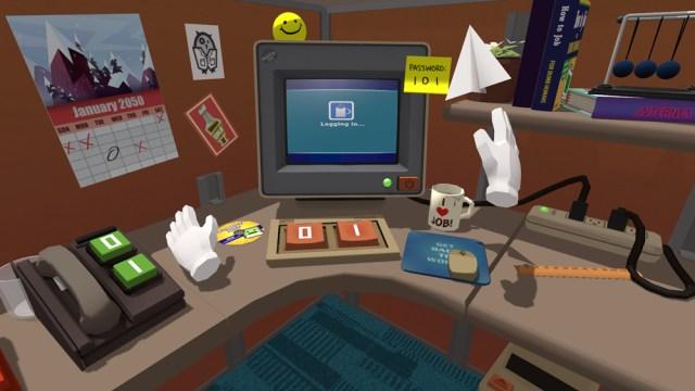 Job simulator office1