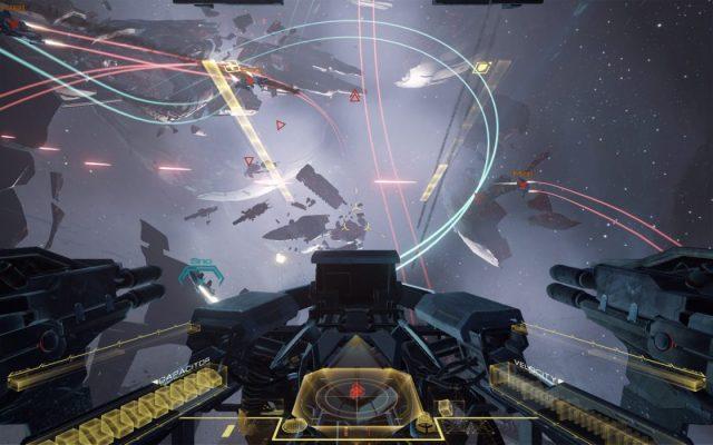 Cockpit Eve: Valkyrie