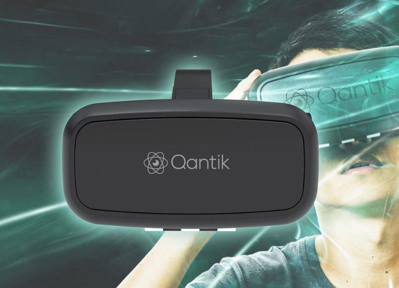 Qantik (French Tech) dévoile une gamme de produits VR et 360°