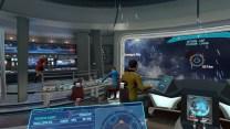 Bienvenue sur le pont de l'USS Aegis