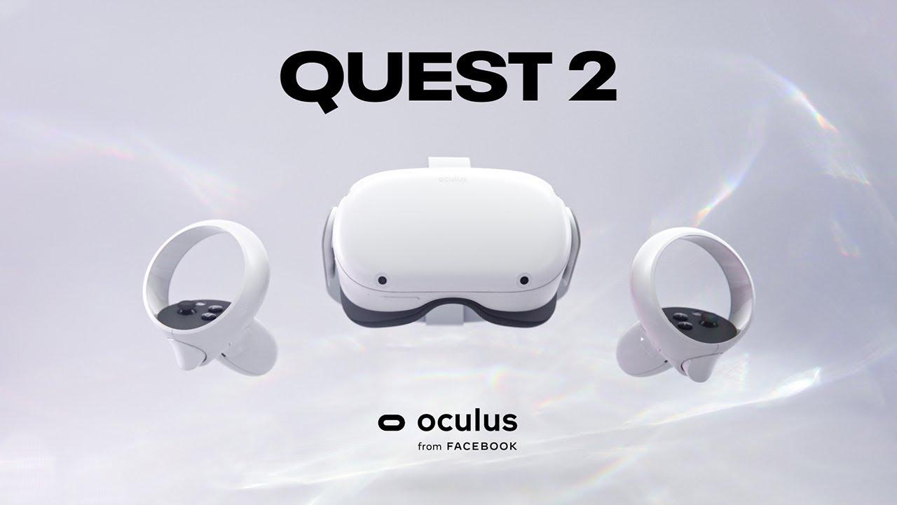 Casque VR - Facebook Oculus Quest 2