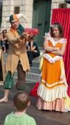 Die Prinzessin und der Hofnarr