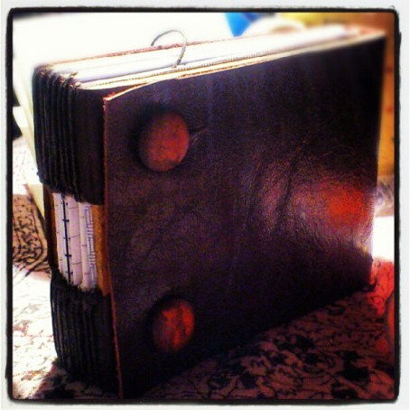 Button book