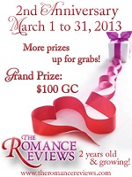 The Romance Reviews 2nd Anniversary Party