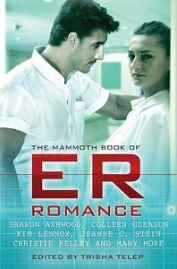 Wounded Heart Mammoth Book of Medical Romance